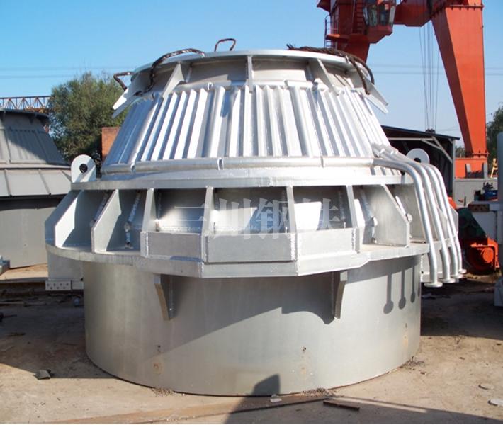 50噸轉爐上段