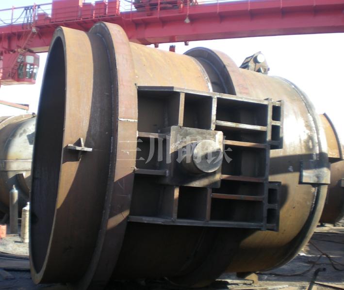 120噸鋼水包