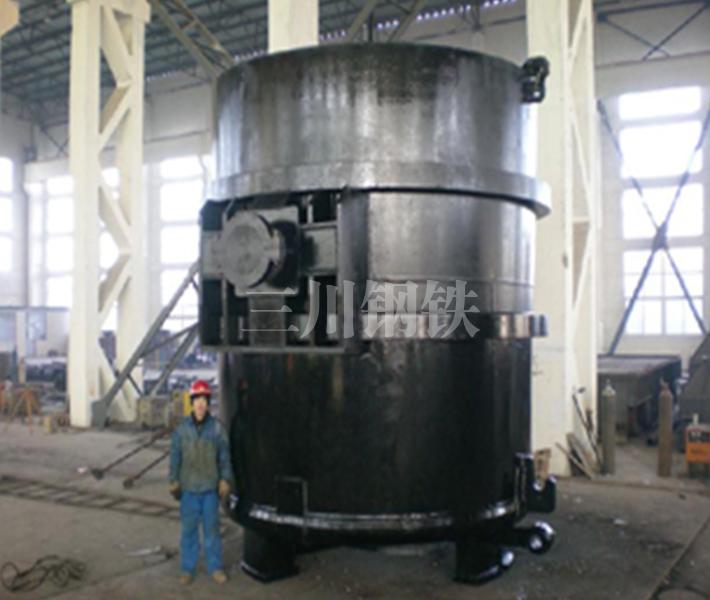 150噸鋼水包