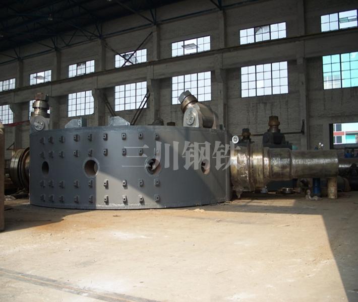 60噸轉爐托圈本體