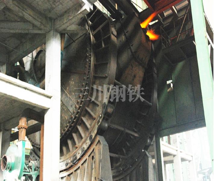 唐山三川機械1300噸混鐵爐