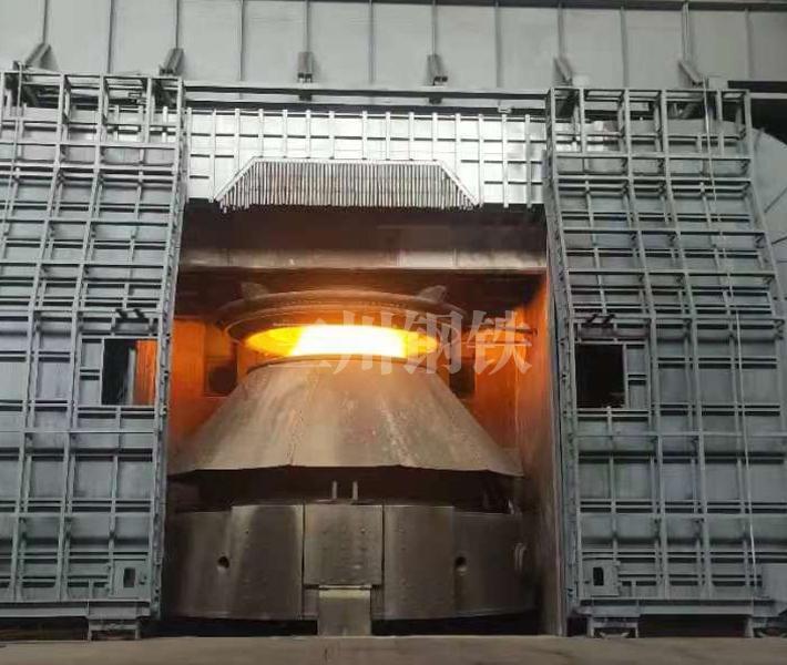 150噸轉爐